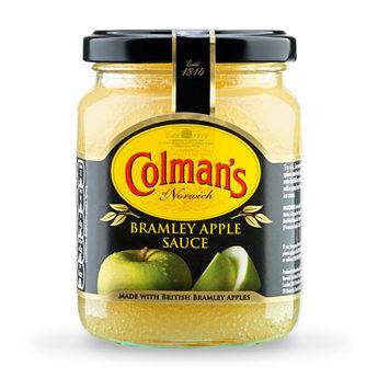 Sauce pomme Bramley, Colman's (155 g)
