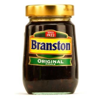 Chutney de pickles, Branston (310 g)