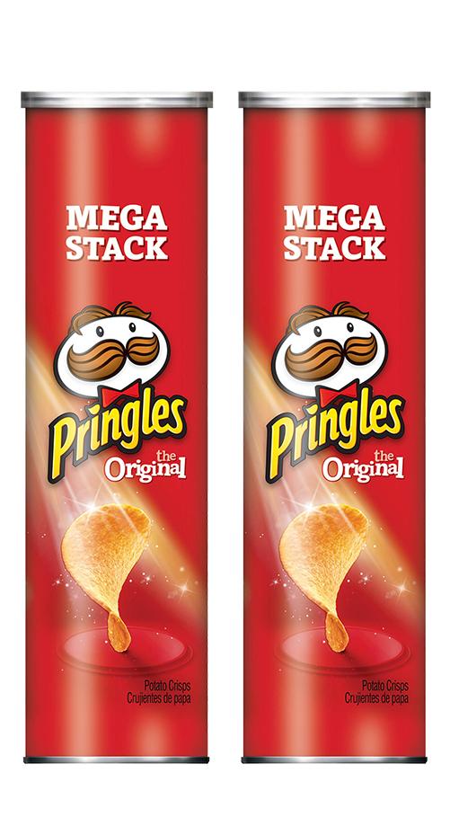 Pringles Original, LOT DE 2 (2 x 175 g)