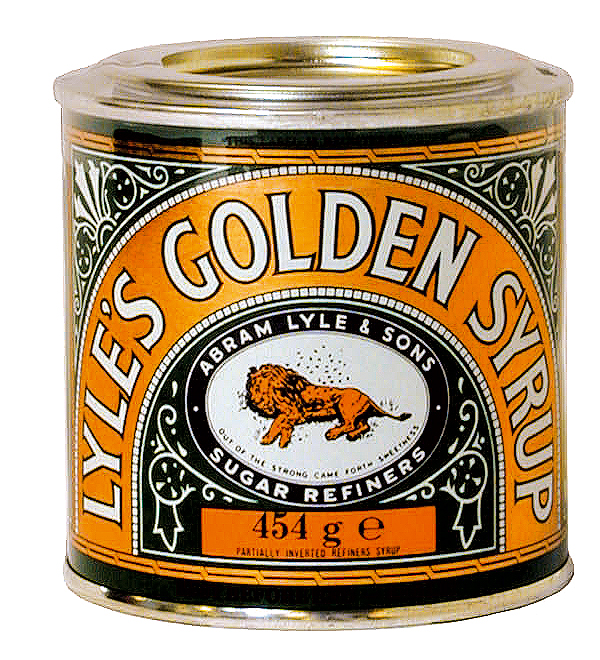 Golden syrup Lyle's (454 g)
