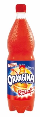 Orangina à l'orange sanguine (1,5 L)