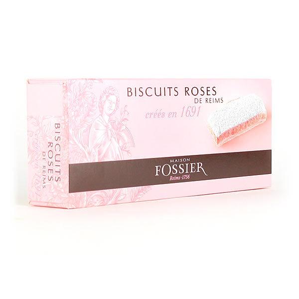 Biscuits roses de Reims, Fossier (100 g)