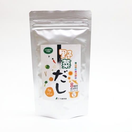 Dashi végétarien aux légumes d'Aomori BIO (5 x 8 g)