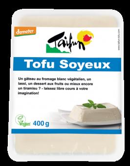 Tofu soyeux, Taifun (400 g)