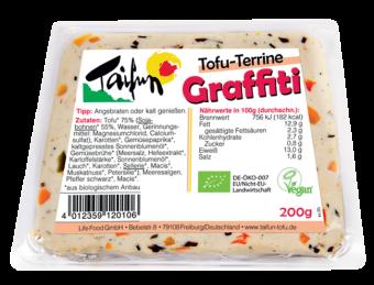 Tofu Terrine Graffiti, Taifun (200 g)