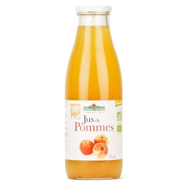 Jus de pomme Bio, Coteaux Nantais (75 cl)