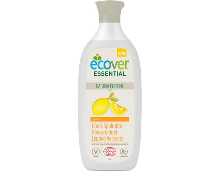 Liquide vaisselle main citron, Ecover (1 L)