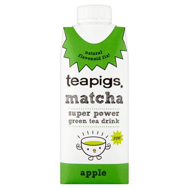 Boisson matcha et pommes BIO, Teapigs (330 ml)