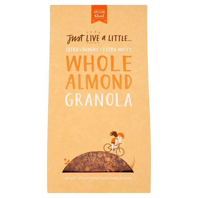 Granola aux amandes, Just Live a Little (400 g)