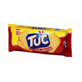 Crackers Tuc au bacon, Lu (100 g)