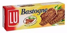 Pack de 10 - Bastogne Speculoos, Lu (x 22, 260 g)