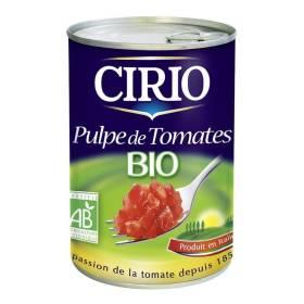 Pulpe de tomate BIO, Cirio (400 g)