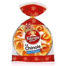 Chinois à la crème pâtissière, La Fournée Dorée (600 g)