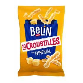 Croustilles goût emmental, Belin (88 g)