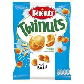 Twinuts goût salé, Bénenuts (150 g)