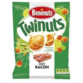 Twinuts goût bacon, Bénenuts (150 g)