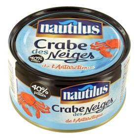 Crabe des neiges 40% Pattes, Nautilus (120 g)