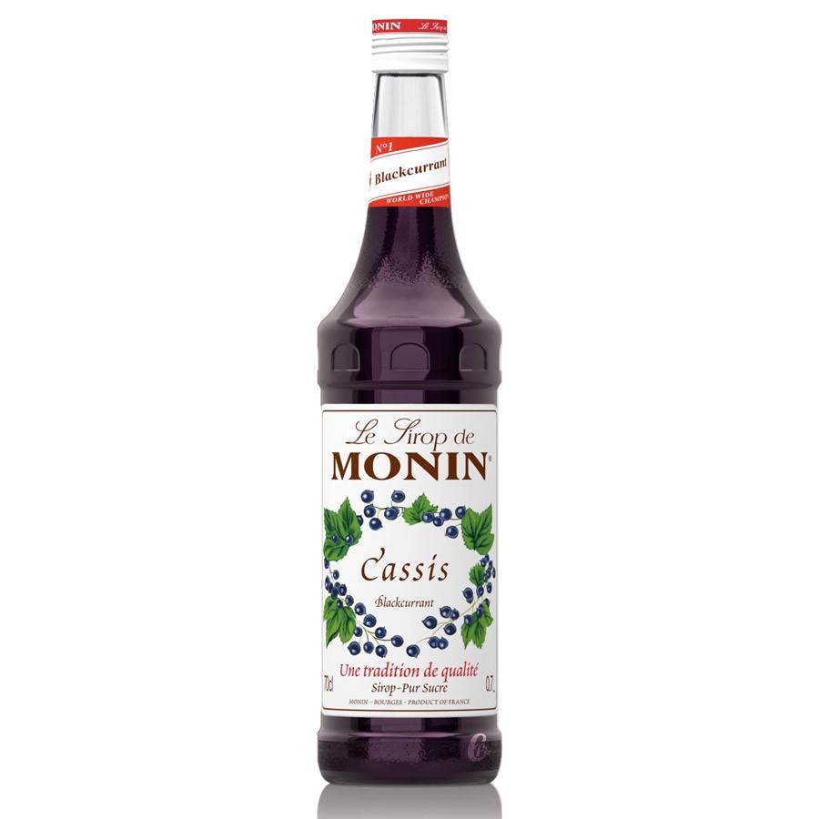 Sirop de cassis Monin (1 L)