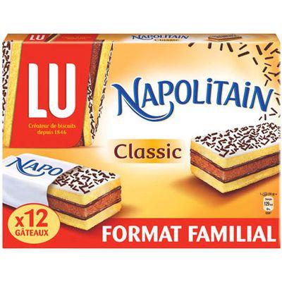 Mini Napolitain, Lu (360 g)