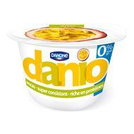 Yaourt Danio Passion 0%, Danone (150 g)