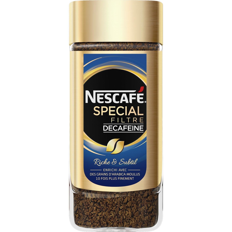 Nescafé spécial filtre décaféiné, Nescafé (100 g)