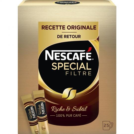 Nescafe spécial filtre (25 x 2 g)