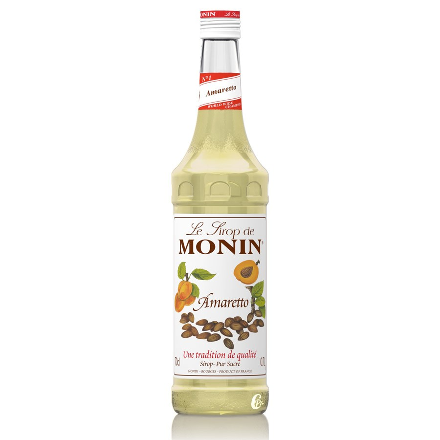 Sirop d'amaretto Monin (70 cl)