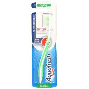 Brosse à dent souple Flexiprotect, Aquafresh