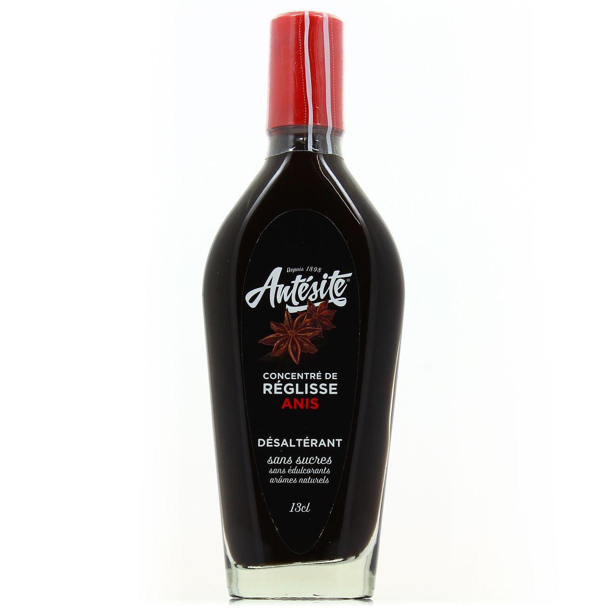 Concentré de réglisse saveur anis, Antésite (13 cl)