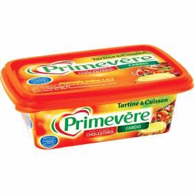 Margarine tartine & cuisson, Primevère (250 g)