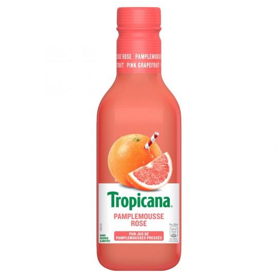 Jus de pamplemousse rose frais, Tropicana (900 ml)