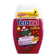 Dentifrice 2 en 1 Junior, Teraxyl (75 ml)