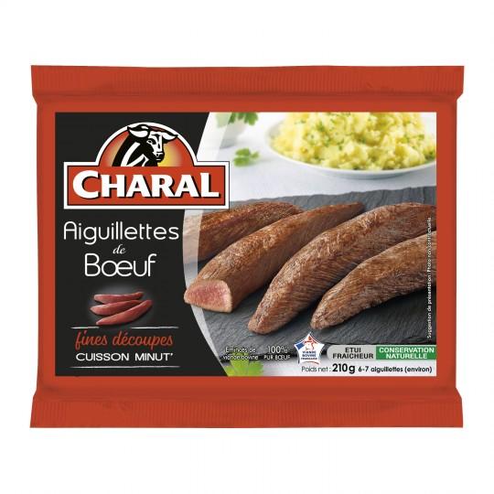 Aiguillette de boeuf, Charal (210 g)