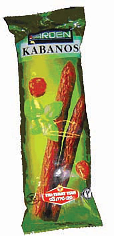 Kabanos, Yarden (x 4, 210 g)