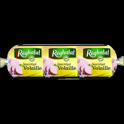 Saucirégal de volaille Halal, Reghalal (230 g)