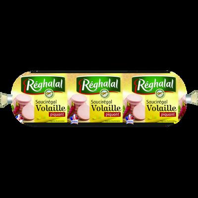 Saucirégal de volaille piquant halal, Reghalal (230 g)