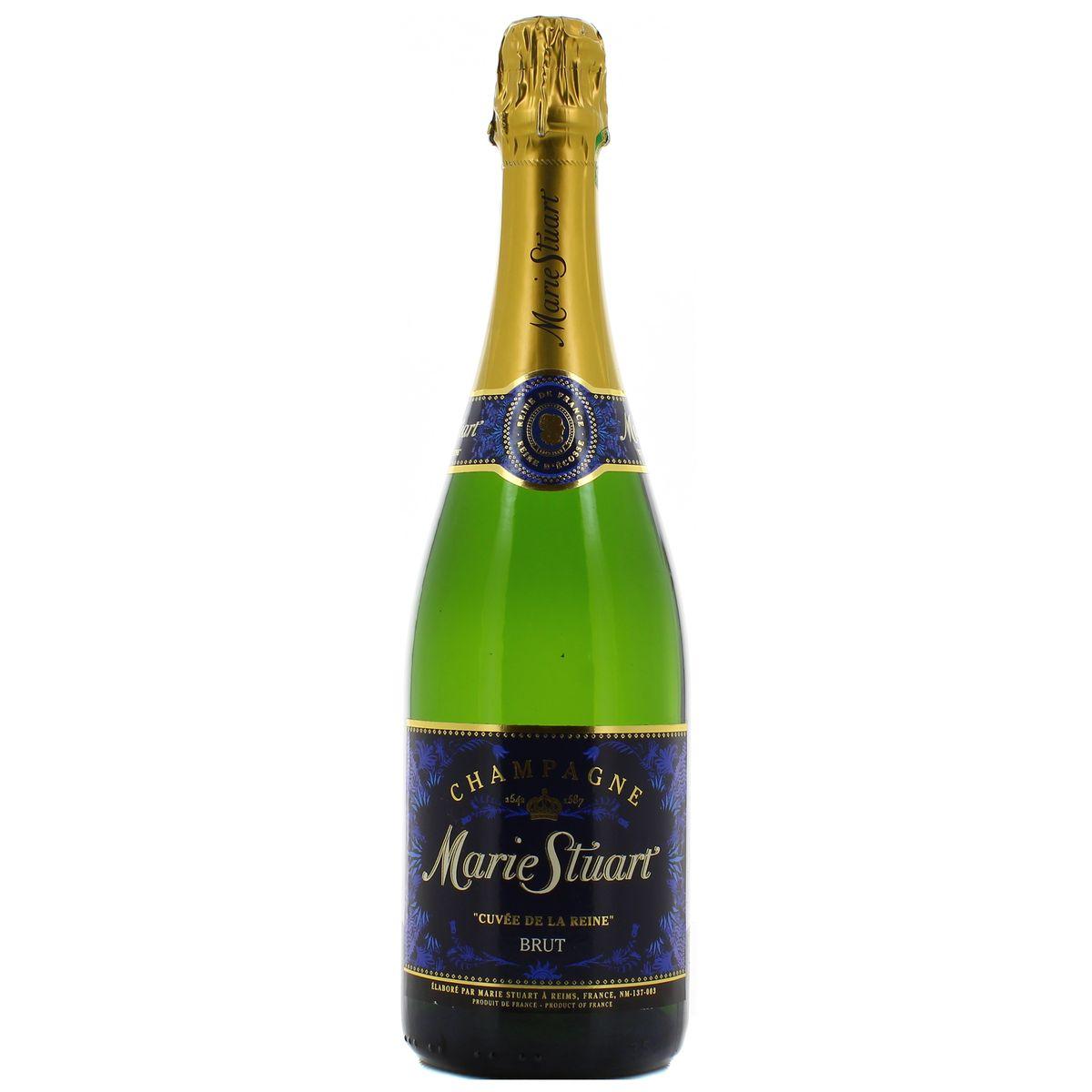 Champagne Brut, Marie Stuart (75 cl)