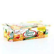 Panier de Yoplait aux fruits jaunes 0% (8 x 125 g)