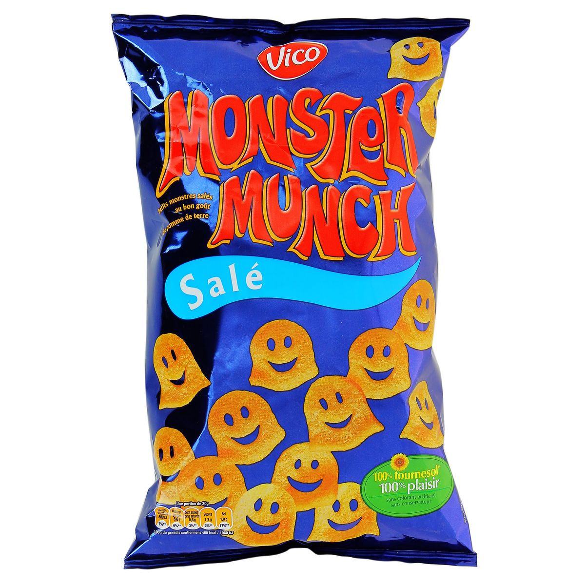 Monster Munch salé, Vico (85 g)