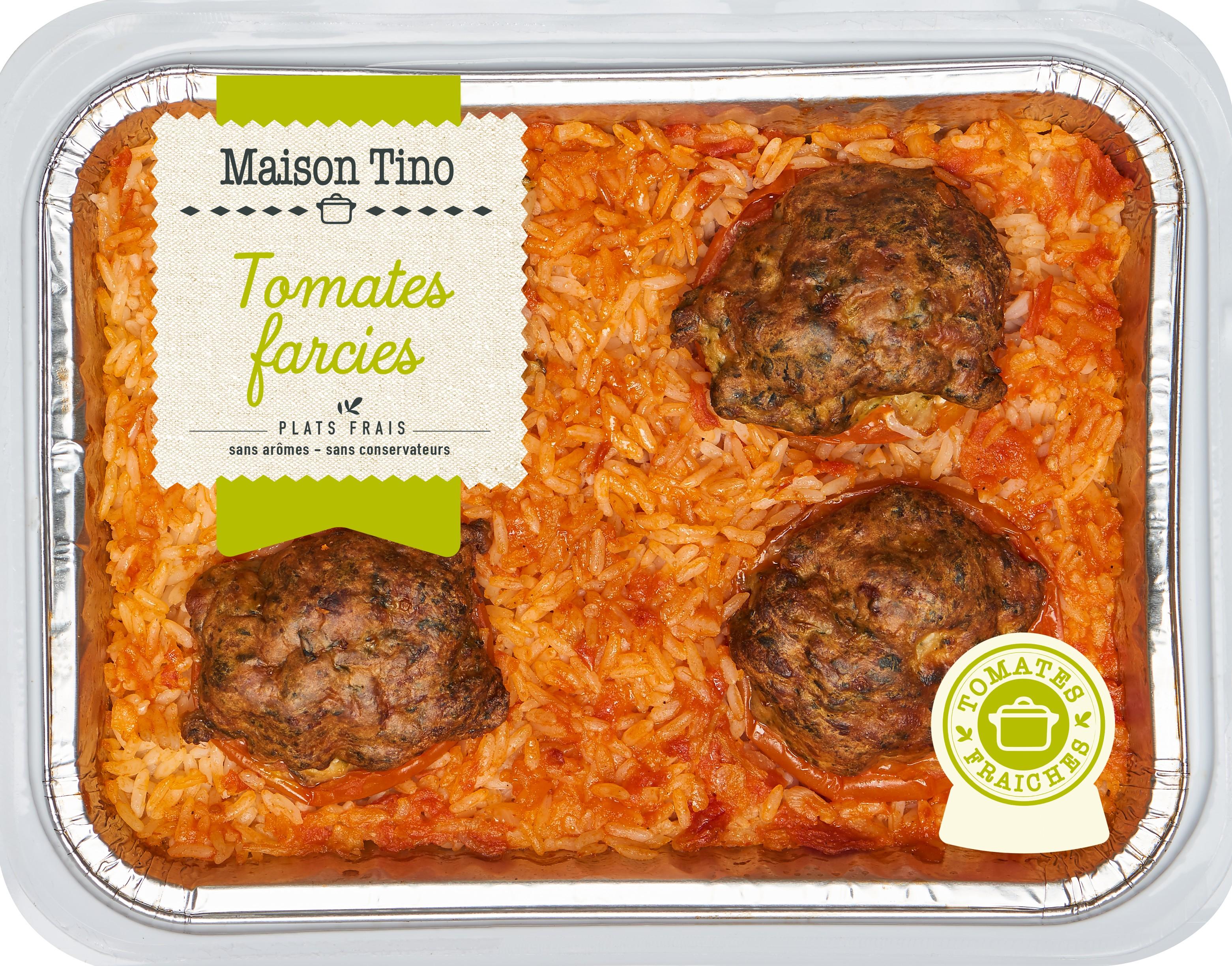 Tomates Farcies, Maison Tino (800 g)