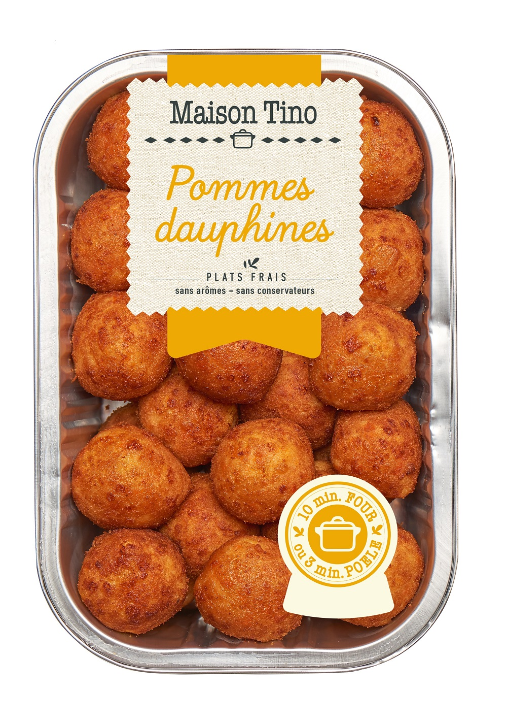 Pommes Dauphines, Maison Tino (500 g)