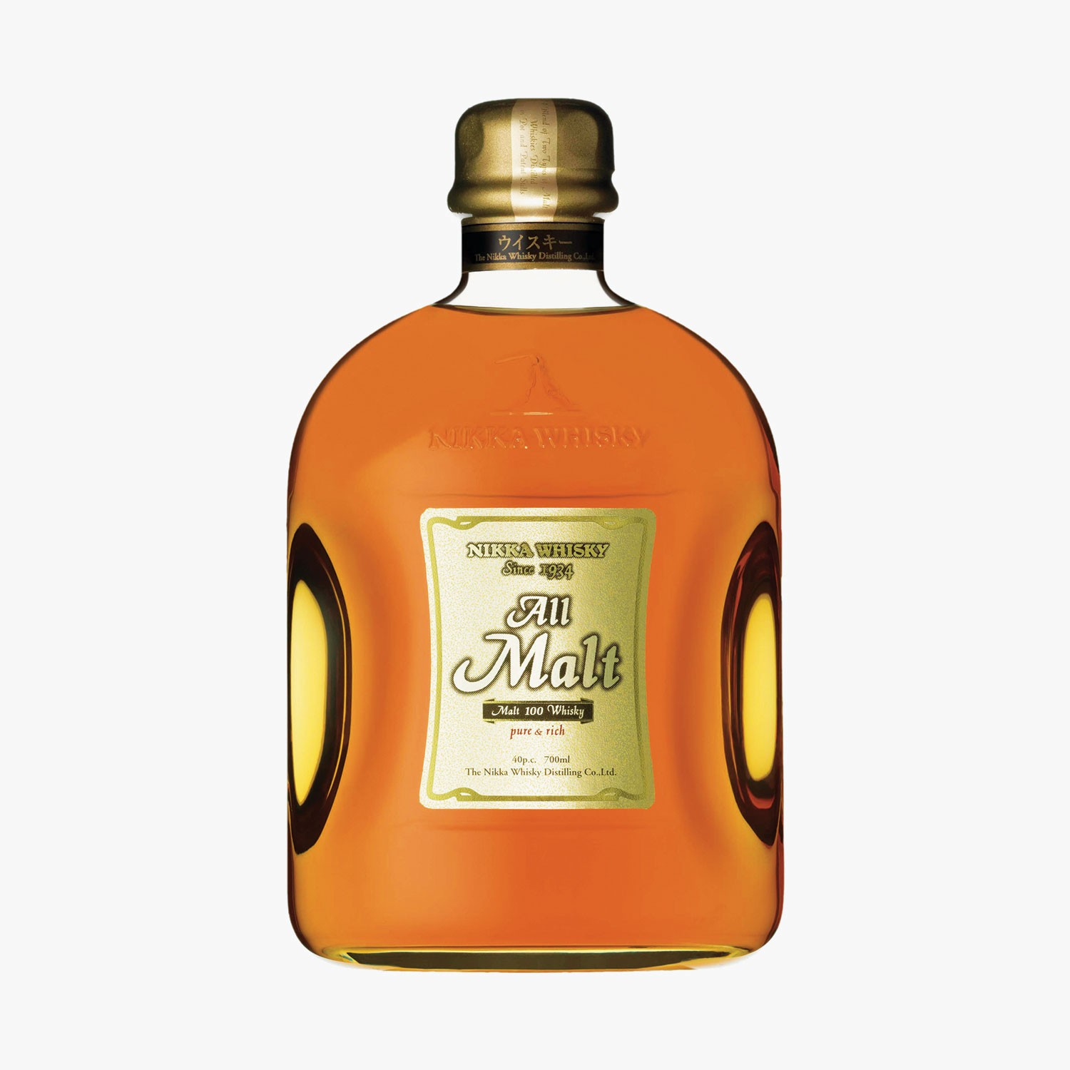 Whisky Nikka All Malt (70 cl)
