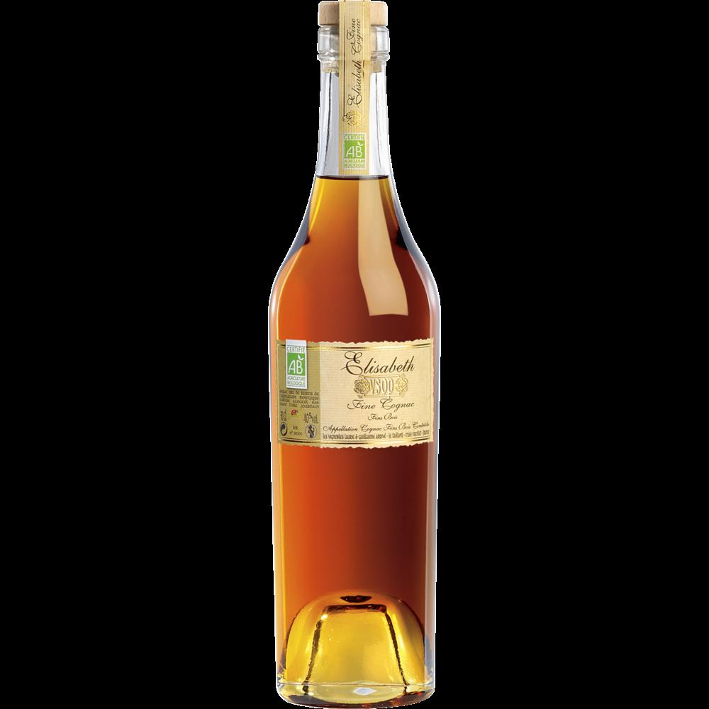 Cognac VSOP BIO, Elisabeth (50 cl)