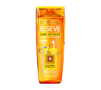 Shampooing Elseve Liss-Intense, L'Oréal (250 ml)