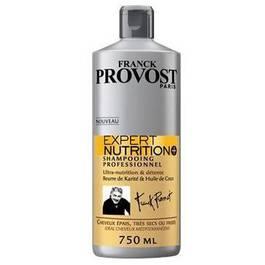 Shampooing expert nutrition, Franck Provost (750 ml)