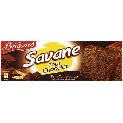 Savane Tout chocolat, Brossard (300 g)