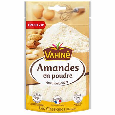 Poudre d'amandes, Vahiné (125 g)