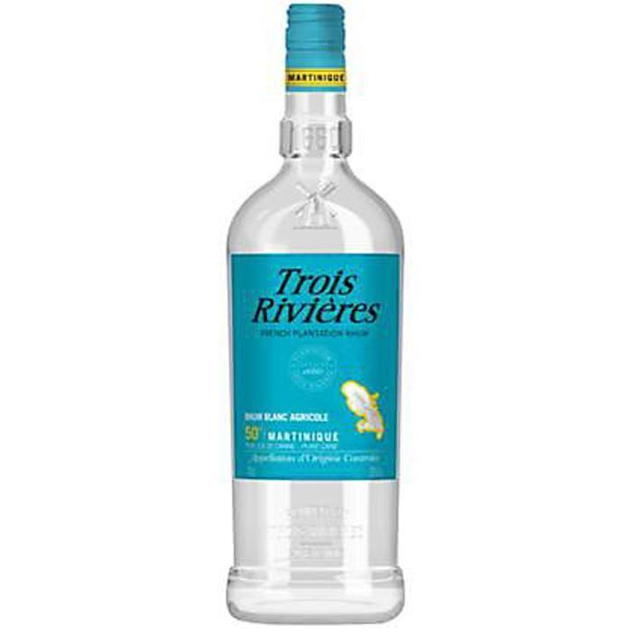 Rhum Trois Rivieres 50° (1 L)