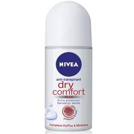 Déodorant bille femme Dry Comfort, Nivea (50 ml)