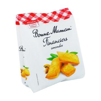 Financiers aux amandes, Bonne Maman (250 g)